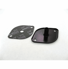 Rear breather cover