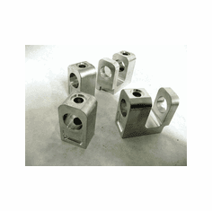 Rocker Stand Set - Billet with End Supports