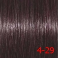 (4-29) Medium Brown Ash Violet