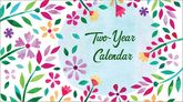 CPP247 - 2 Year Pocket Calendars