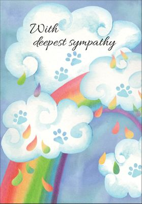 P1430 - Pet Loss Cards