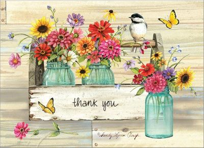 SBL02 - Thank You Note Cards