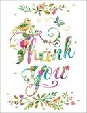 TU02 - Value Thank You Cards