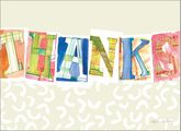TU317 - Thank You Cards