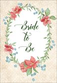 W1448 - Bridal Shower Cards