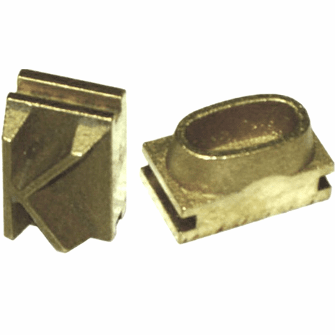 Individual Concrete Stamps 1 Inch Character