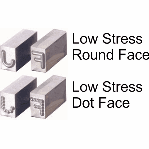 Individual Low Stress Type 1/8 Inch