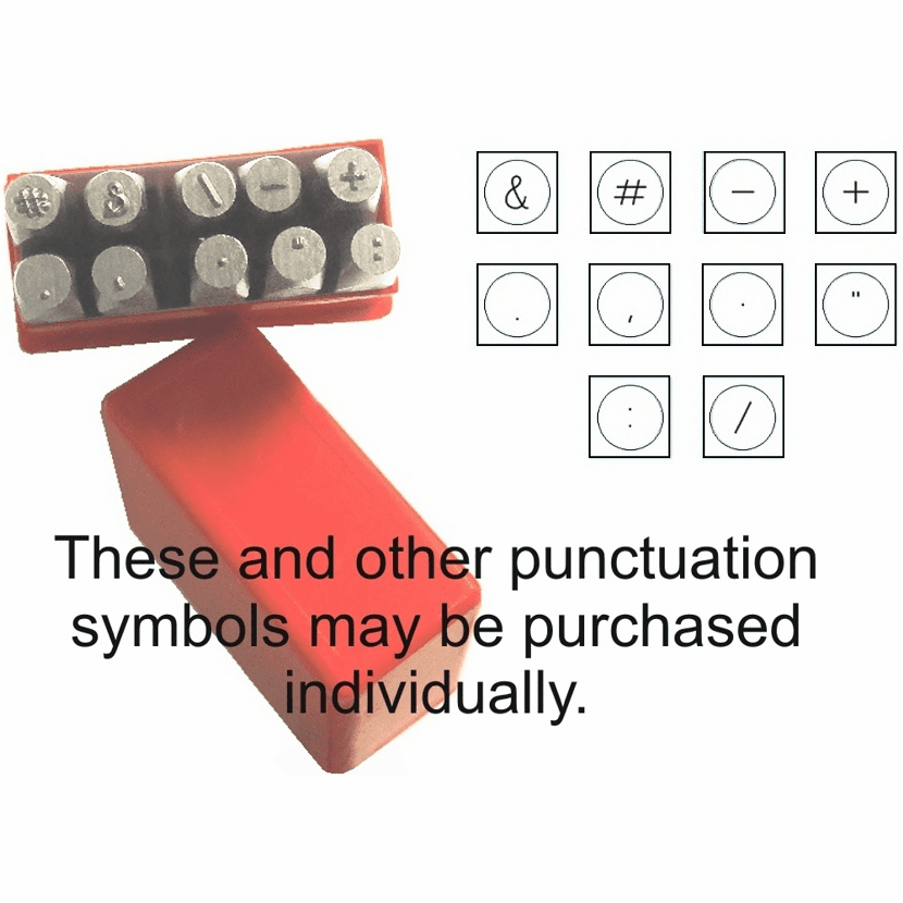 SS Punctuation Set
