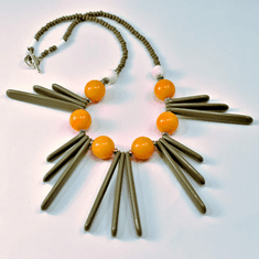 Sun Shadows Necklace