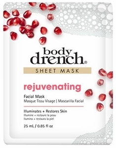 Body Drench Rejuvenating Facial Sheet Mask