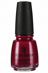China Glaze Nail Polish, Bing Cherry 027