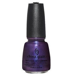 China Glaze Nail Polish, Bizarre Blurple 1137