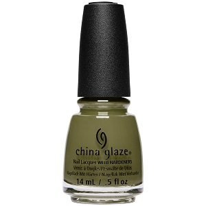 China Glaze Nail Polish, Central Parka 1628