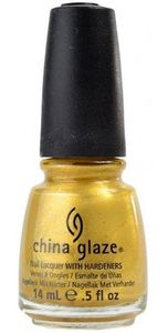 China Glaze Nail Polish, Champagne Bubbles 1002