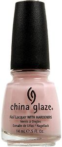 China Glaze Nail Polish, Diva Bride 216