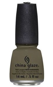 China Glaze Nail Polish, Don't Get Derailed 1320