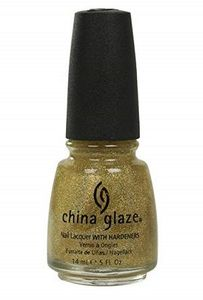 China Glaze Nail Polish, Golden Enchantment 552