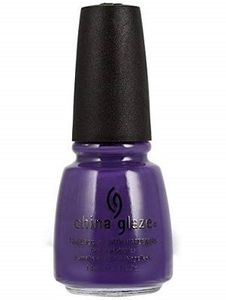 China Glaze Nail Polish, Grape Pop 860