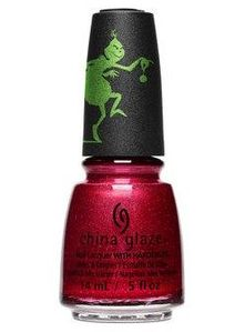 China Glaze Nail Polish, Ho Ho No 1641