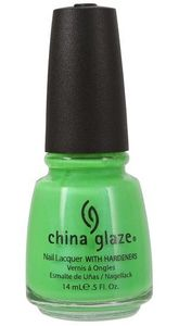 China Glaze Nail Polish, In The Limelight 1009