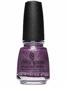 China Glaze Matte Nail Polish, Valet The Sleigh 1742