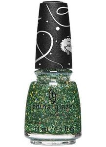 China Glaze Nail Polish, A Grouchy New Year 1700