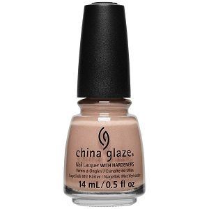 China Glaze Nail Polish, Beach Buff 1660
