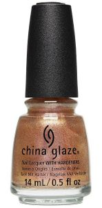 China Glaze Nail Polish, Better Late Than Nectar 1658
