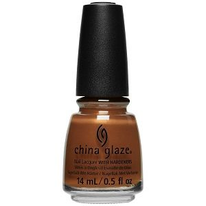China Glaze Nail Polish, Bronze Ambition 1665