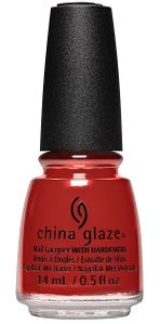 China Glaze Nail Polish, Campfired Up! 1686