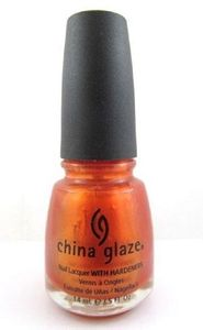 China Glaze Nail Polish, Edgy Copper 72062