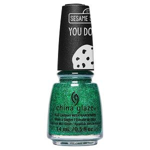 China Glaze Nail Polish, Free To Be Sesame 1674