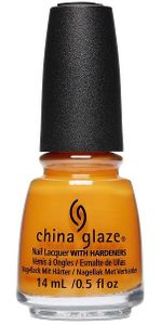China Glaze Nail Polish, Good As Marigold 1657