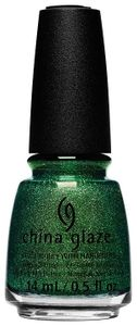 China Glaze Nail Polish, Green With Jealousy 1692