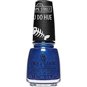 China Glaze Nail Polish, Grover It 1672