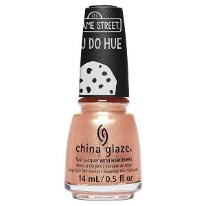 China Glaze Nail Polish, I Believe In Snuffy 1677