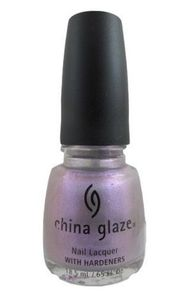 China Glaze Nail Polish, Laid Back Lilac 159