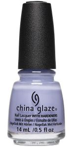 China Glaze Nail Polish, Lavenduh! 1654