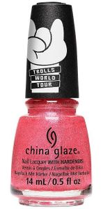 China Glaze Nail Polish, Pink-In-Poppy 1706