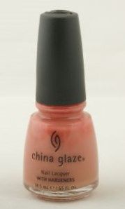 China Glaze Nail Polish, Shy Blush CGX013