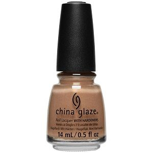 China Glaze Nail Polish, Tan-Do Attitude 1662