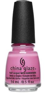 China Glaze Nail Polish, There She Rose Again 1655