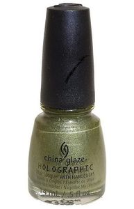 China Glaze Nail Polish, OMG A UFO 1174