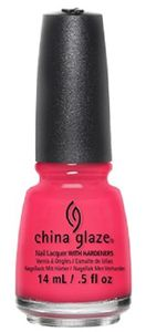 China Glaze Nail Polish, Pool Party 872