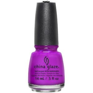 China Glaze Nail Polish, Purple Panic 1008