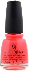 China Glaze Red-y to Rave Nail Polish 1397