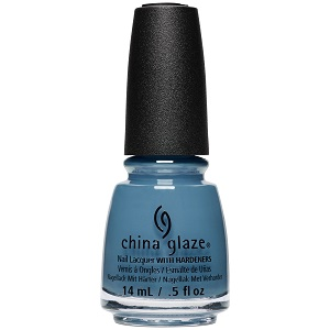 China Glaze Nail Polish, Sample Sizing Me Up 1629