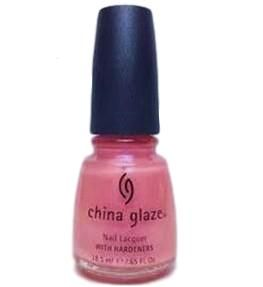 China Glaze Nail Polish, Shy CGX234