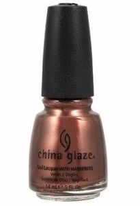 China Glaze Nail Polish, Soft Sienna Silks 590