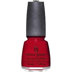 China Glaze Nail Polish, Tip Your Hat 1347